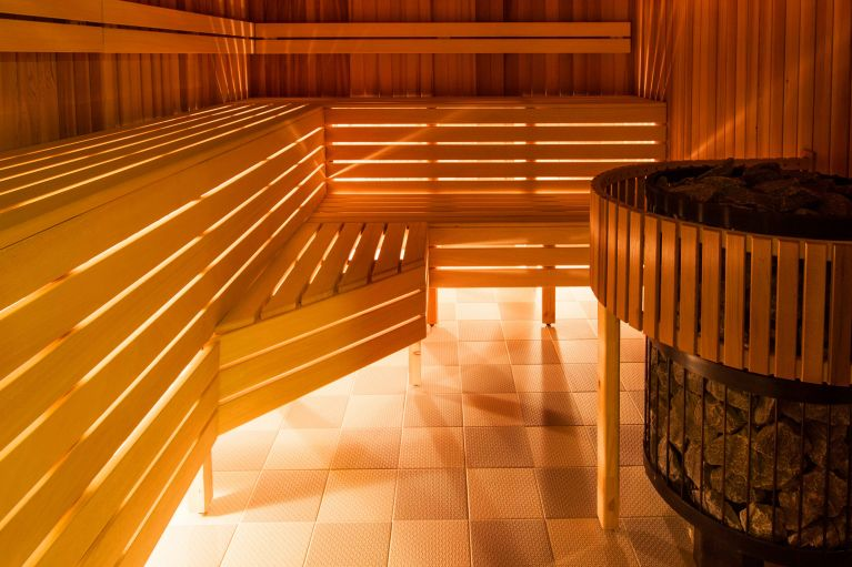 Finnish sauna CARETTA SPA